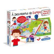 Puzzle: À Descoberta da Europa