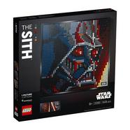 Set LEGO Art Star Wars: The Sith