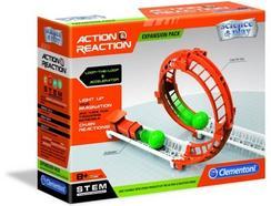 Jogo Educativo CLEMENTONI Ação e Reação: Loop e Acelerador