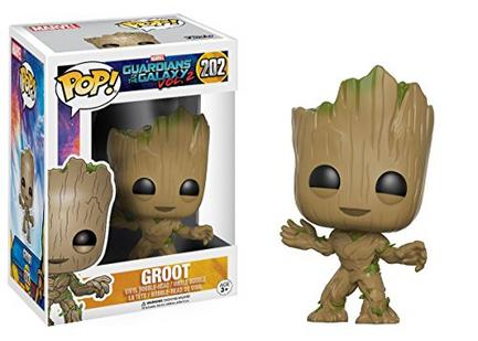Figura Pop FUNKO Guardians of the Galaxy: Groot