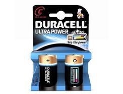 Pilhas Ultra DURACELL Lr14 Emb2