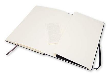 Caderno MOLESKINE Desenho 165G Preto A4