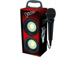 Torre de Som LEXIBOOK The Voice