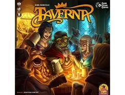 Jogo de Tabuleiro Taverna