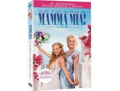 DVD Mama Mia: O Filme (Edição especial 2 discos)