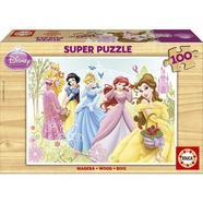 Educa 100: Puzzle Princesas Disney