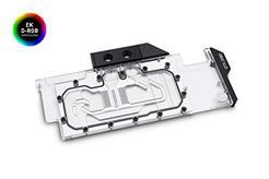 EK Water Blocks Quantum Series EK Vector RTX RE D-RGB GPU Water Block – Nickel Plexi