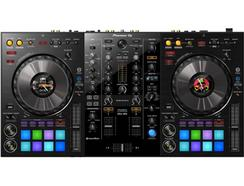 Controlador DJ PIONEER DDJ-800 (Canais: 2 – Mac / Windows – Software: Rekordbox dj)