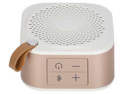 Bling Coluna Bluetooth BBS2120 (Branco/Dourado)