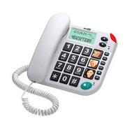 Telefone Fixo MAXCOM KXT480 Branco