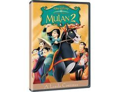 DVD Mulan 2(De: Darrell Rooney, Lynne Southerland – 2005)