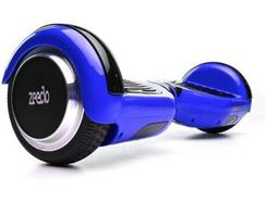 "Hoverboard ZEECLO 6.5"" Azul com Bolsa (Autonomía: 20 km / Velocidad Máx: 15 km/h)"