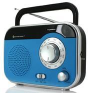 Rádio portátil Soundmaster TR410 Azul
