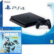 Consola Sony PS4 Slim 500GB – Preto + Fortnite: Deep Freeze Bundle PS4 + Vale 10€