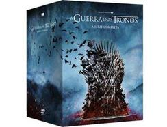 DVD Pack Game of Thrones S1-8 (De: David Benioff – 2019)