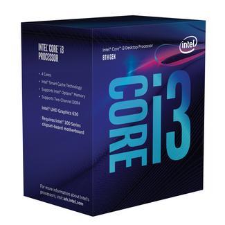 Intel Core i3-8300 Quad-Core 3.7GHz 8MB Skt1151