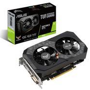 PLACA GRÁFICA ASUS TUF GTX1660 GAMING (NVIDIA – 6GB DDR5)