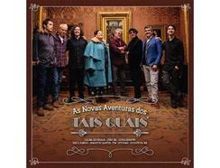 CD Tais Quais: As Novas Aventuras dos