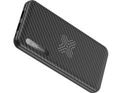 Powerbank EASY MOBILE Flex (10000 mAh – 2 USB – 1 MicroUSB – Preto)