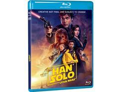 Blu-ray Han Solo: Uma História de Star Wars