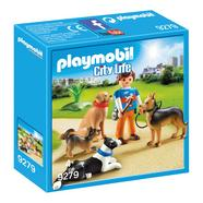 Amestrador de Cães Playmobil