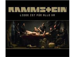 CD Rammstein – Liebe Ist Fur Alle Da