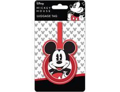 Etiqueta de Bagagem GRUPO ERIK Disney Mickey Mouse