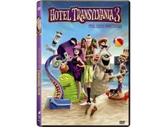 Pré-venda DVD Hotel Transylvania 3: Umas Férias Monstruosas (capa Provisória)