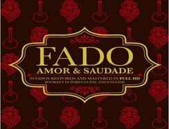 CD Fado – Amor & Saudade