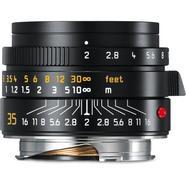 Objetiva Leica M – SUMMICRON 35mm f/2 ASPH – Preto