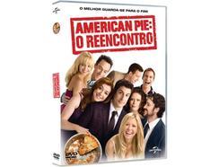 DVD American Pie – O Reencontro