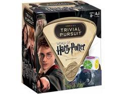 Jogo de Tabuleiro Trivial Pursuit: Edição Harry Potter