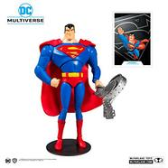 Figura DC MLTV – Superman 18Cm