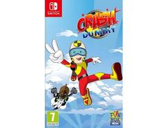 Jogo NINTENDO SWITCH Crash Dummy (M7)