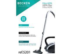 Filtro Aspirador HEPA BECKEN – REFª 5201
