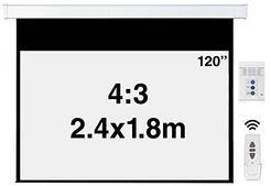 Tela Suspensão Elétrica NAPOFIX 248X212 E43-2480