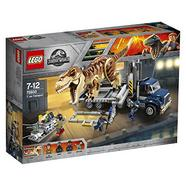 LEGO Jurassic World: Transporte do T-Rex