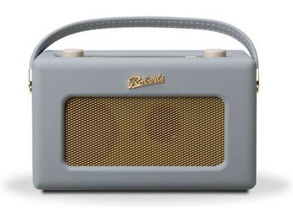 Rádio ROBERTS iStream 2 (Cinza – Digital – FM / DAB / DAB+)