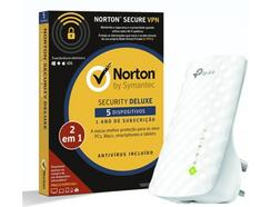 Pack Sofware NORTON Security deluxe + TPLINK Signal Extender