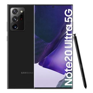 """Samsung Galaxy Note 20 Ultra 5G 6.9"""" 12GB 256GB Preto Místico"""