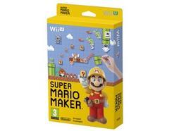 Jogo Nintendo WII U Super Mario Maker + Artbook