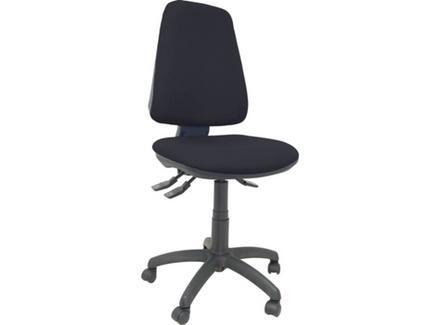 Cadeira Operativa PYC Elche S Tecido ARAN Preta