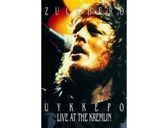 CD/DVD Zucchero – Live At The Kremlin