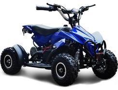 Mota Elétrica ATV SKATEFLASH Azul
