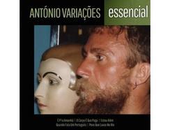 CD António Variações – Essencial
