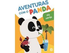 Livro Aventuras Com o Panda: No Verão de vários autores