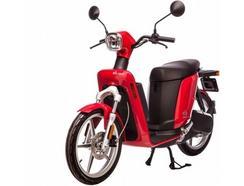 Scooter elétrica ASKOLL eS2 Vermelha