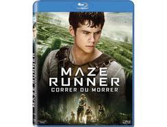 Blu-Ray Maze Runner – Correr Ou Morrer