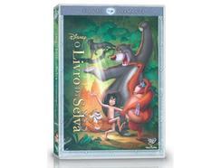 DVD O Livro da Selva – Edição Diamante