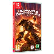 Jogo Switch Oddworld Stranger Wrath